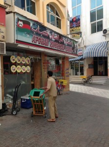 Afgańska knajpa w Dubaju (7)