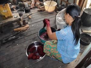 Birma - Inle Lake - Heho (176)