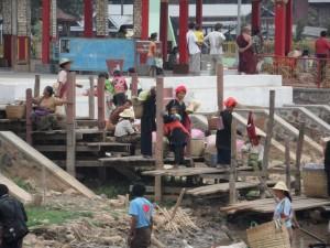 Birma - Inle Lake - Heho (193)