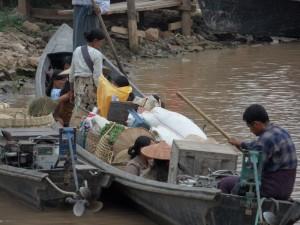 Birma - Inle Lake - Heho (194)