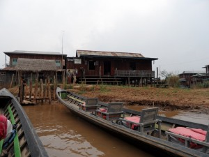 Birma - Inle Lake - Heho (213)