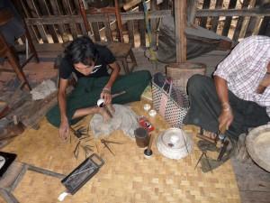 Birma - Inle Lake - Heho (214)