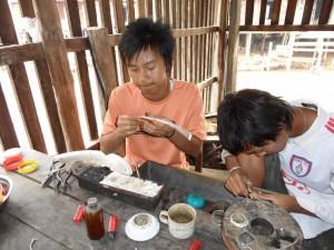 Birma - Inle Lake - Heho (215)