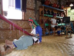 Birma - Inle Lake - Heho (219)