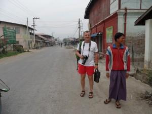 Birma - Inle Lake - Heho (52)