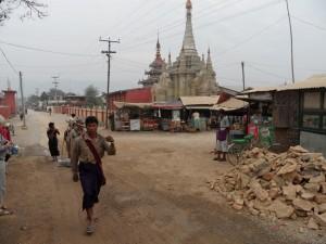 Birma - Inle Lake - Heho (61)