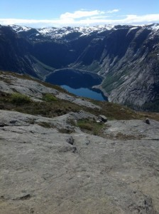 Trolltunga - Język Trolla Norwegia (101)