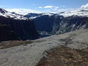 Trolltunga - Język Trolla Norwegia (112)