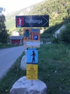 Trolltunga - Język Trolla Norwegia (12)