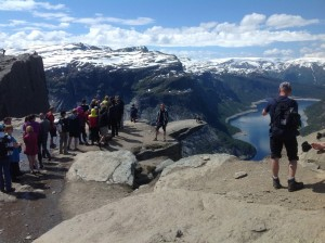 Trolltunga - Język Trolla Norwegia (137)