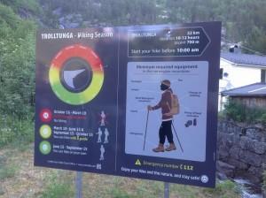 Trolltunga - Język Trolla Norwegia (14)