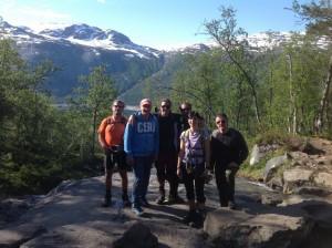 Trolltunga - Język Trolla Norwegia (22)