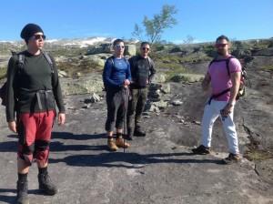 Trolltunga - Język Trolla Norwegia (34)