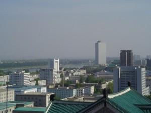 Yanggakdo Hotel Pjongjang