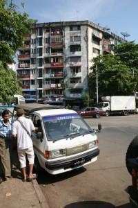 Yangon - Rangun (1)