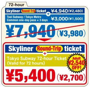 skyliner-72-h-metro-tokio